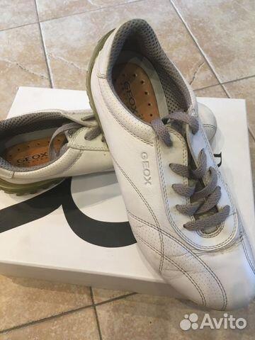 150122da1 Спортивная обувь, натуральная кожа Geox купить в Омской области на ...