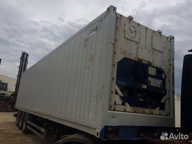 Рефконтейнер Carrier 6299456 ML2 40 футов 2003 год 88003012711 купить 2