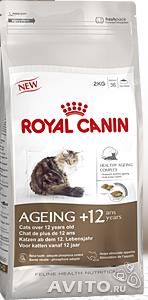 Royal Canin Ageing + 12— фотография №1