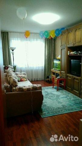 Продается двухкомнатная квартира за 4 500 000 рублей. Московская обл, г Домодедово, деревня Жуково, ул Речная, д 12.