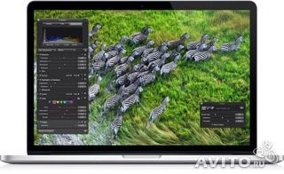 "Новый, 15.4"" Apple MacBook Pro ME294, конец 2013г— фотография №1"