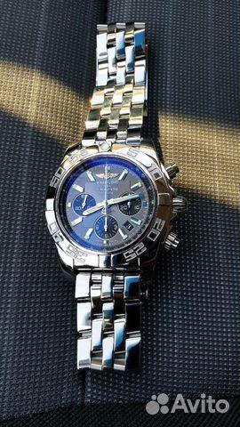 2c3dfd57 Часы Breitling Chronomat 44 mm купить в Санкт-Петербурге на Avito ...