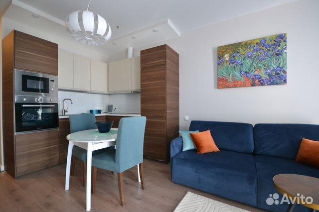 Продается квартира-cтудия за 9 950 000 рублей. г Москва, Ходынский б-р, д 20А.