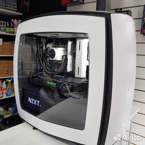 Игровой компьютер Топ i7 8700k + RTX 2080 8Gb + 16