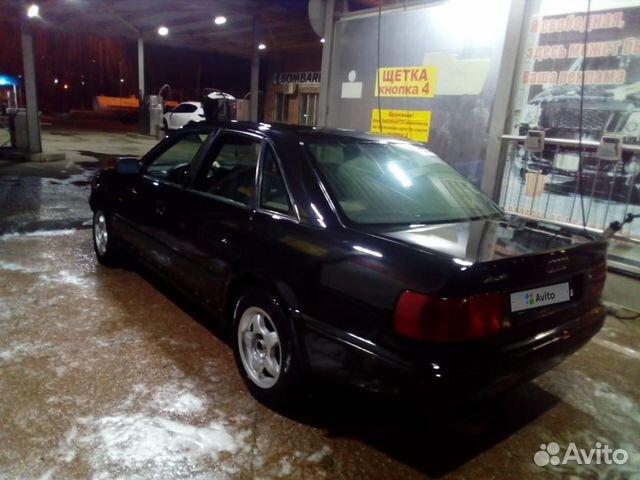 Audi 100 2.4МТ, 1992, 392000км
