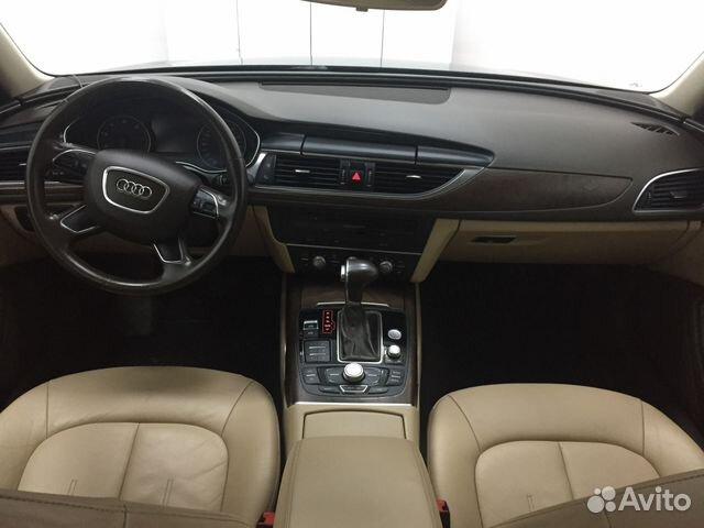 Купить Audi A6 пробег 158 000.00 км 2013 год выпуска