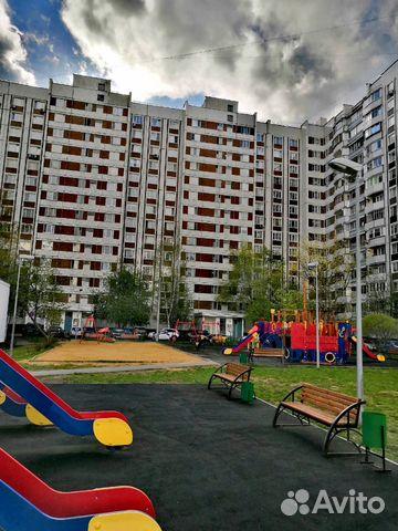 Продается двухкомнатная квартира за 5 500 000 рублей. г Москва, г Зеленоград, к 1501.