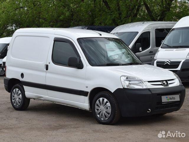 Купить Peugeot Partner пробег 192 000.00 км 2011 год выпуска