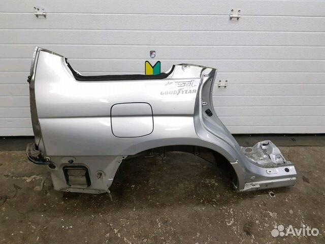 89625003353 Крыло заднее правое Subaru Forester, SG5, EJ20