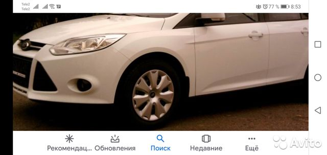 Купить Ford Focus пробег 112 000.00 км 2011 год выпуска
