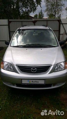 Mazda MPV, 2001 купить 3