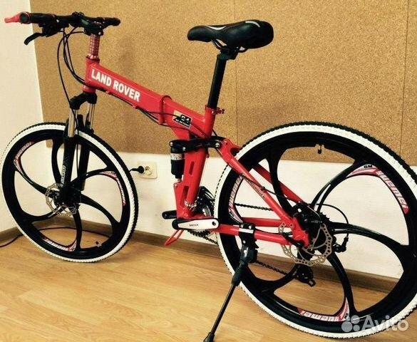 89527559801 Велосипед титан, складные, большой выбор