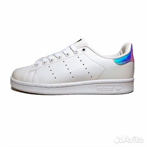 Кроссовки женские Adidas Stan Smith (39) купить в Москве на