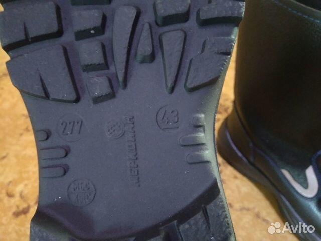 Спец.обувь сапоги кожаные Меридиан Серия «престиж»  89203625429 купить 4