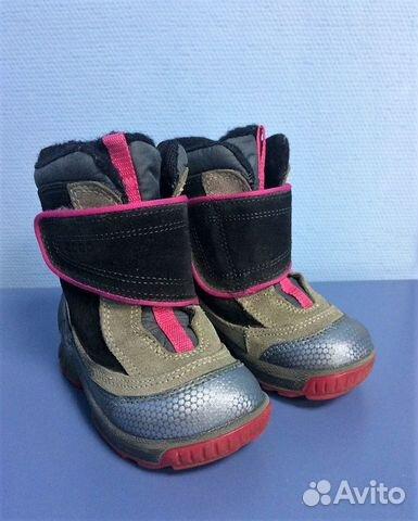 on feet shots of newest collection price reduced Зимние ботинки Ecco biom hike infant, р. 23 купить в ...