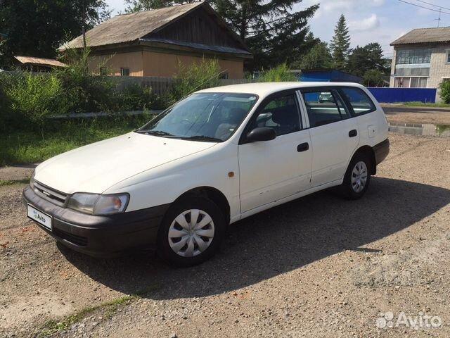 Toyota Caldina, 2002 89146106646 купить 2