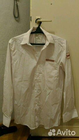 Сорочка форменная ржд с длинным рукавом 89608869910 купить 1