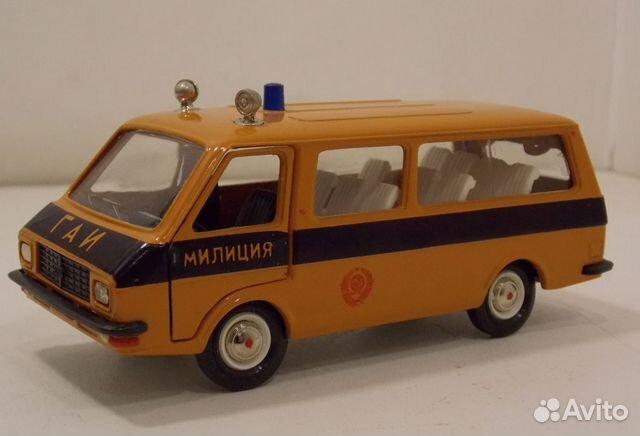 89617538239  Модель автомобиля RAF-2203 гаи