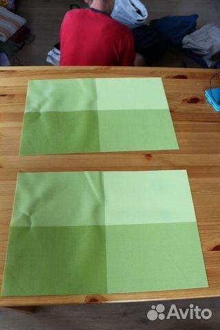 Новый набор сервировочных салфеток на стол 89137050695 купить 4