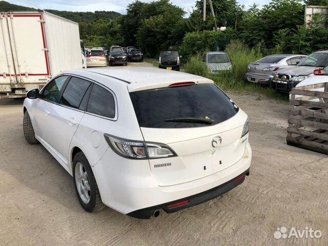 89530003204  В разборе Mazda 6GH LF 2.0 АКПП универсал