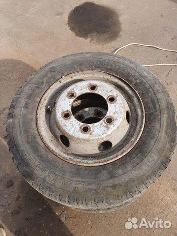 Колеса в сборе Volkswagen LT 40 1992 года 89529534351 купить 1