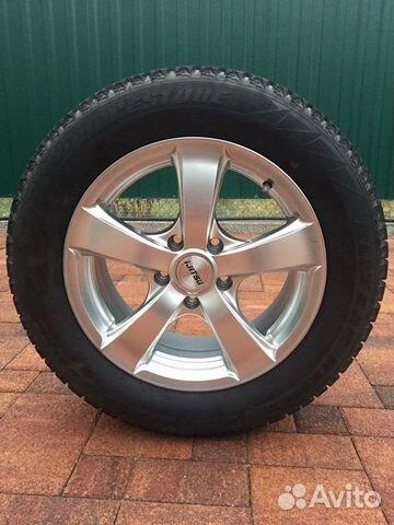 Зимние колеса Bridgestone Blizzak Revo2 215/60 R16 89286556055 купить 1