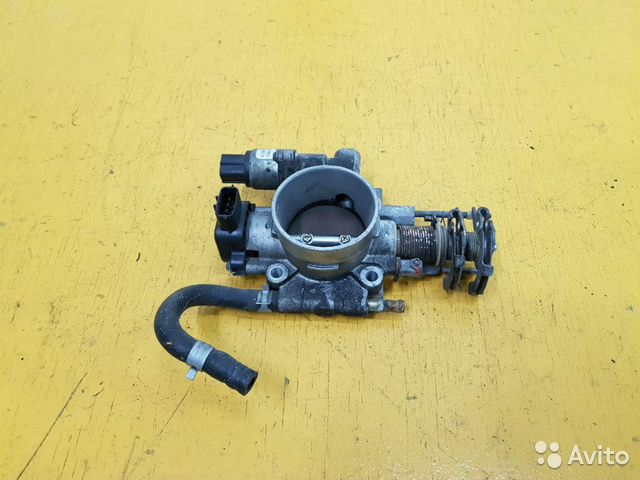89625003353 Заслонка драсельная Subaru Impreza WRX STI, GF8, E
