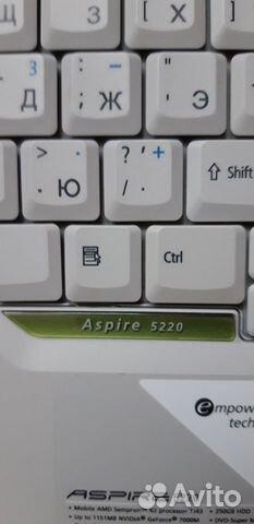 Acer Aspire 5220 под восстановление плюс материнка 89199427134 купить 3