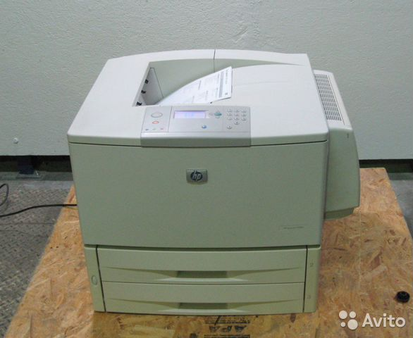 HP LASERJET PRINTER 9040DN DRIVERS FOR WINDOWS 7
