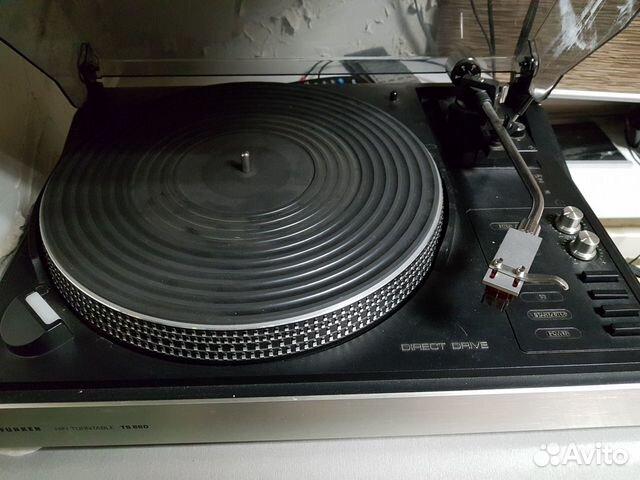 Проигрыватель винила Telefunken TS 860, 220в 89185565096 купить 1