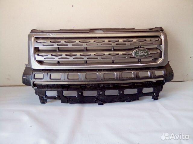 89657347629 Решетка радиатора (Land Rover Freelander)