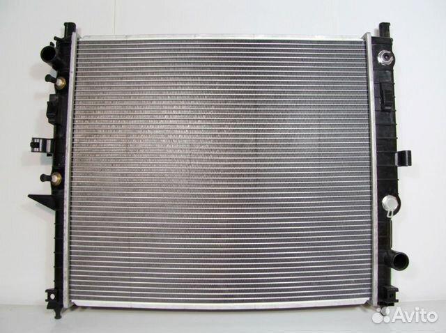 89190333000 Радиатор охлаждения Mercedes Benz M-Class W163