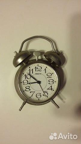 Будильник ракета ссср продам часы часов булгари скупка
