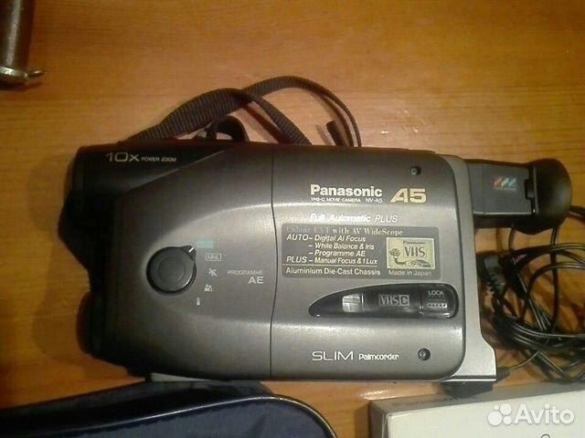 Видеокамера Panasonic NV-A5EN  89537026581 купить 1