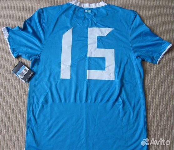Фирменные футболки Зенит. Nike. Новые 89301743027 купить 2