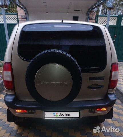 Chevrolet Niva, 2004 89066895819 купить 2