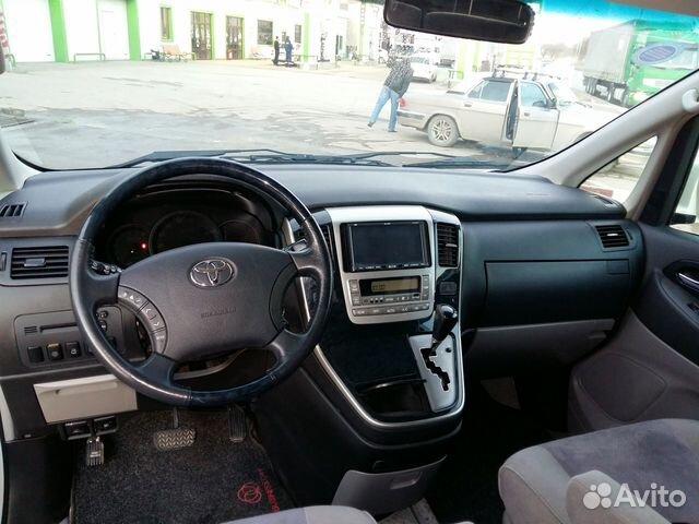 Toyota Alphard, 2004 купить 10