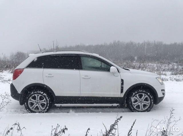 Opel Antara, 2012 купить 6
