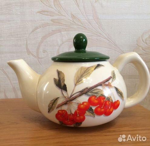 Чайник заварочный декоративный