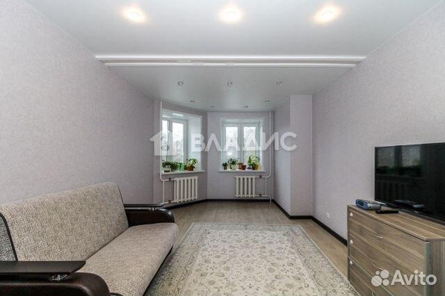 2-к квартира, 69.3 м², 6/15 эт. 89209094383 купить 2