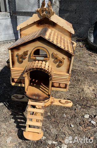 Деревянный домик 89247849336 купить 7