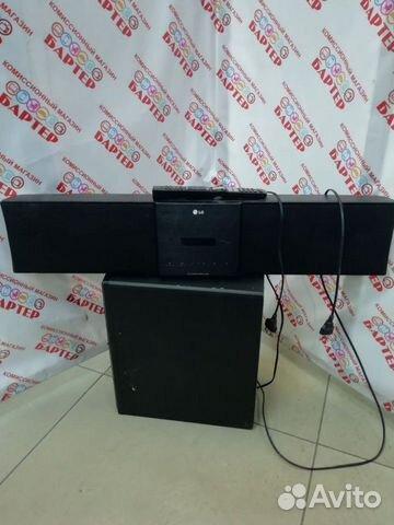 Саунбард LG HLT55W 42549