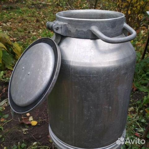 Flask aluminum 40L