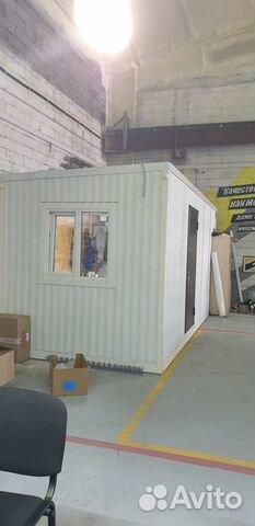 Блок-контейнер (бытовка) 89069620104 купить 3