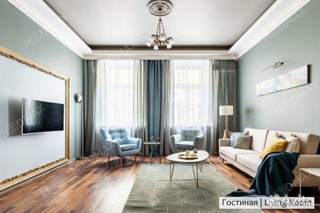 5-к квартира, 155.9 м², 2/5 эт. 88124263793 купить 1