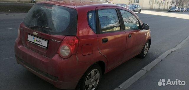 Chevrolet Aveo, 2008 89062975073 купить 5