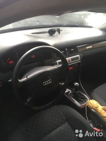 Audi A6, 2002 89606363808 купить 4
