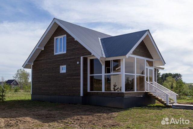 Дом 120 м² на участке 12 сот. 83412790711 купить 4