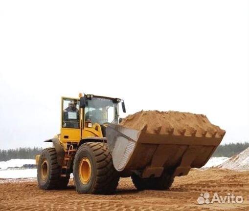 Песок карьерный 89670733333 купить 2