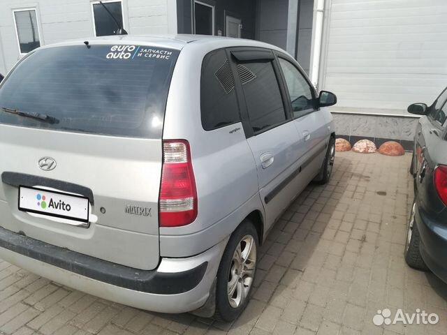 Hyundai Matrix, 2006 buy 4